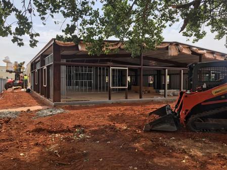 New Building Status