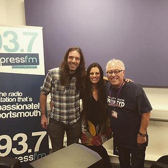 the soft rock show - express fm - scott