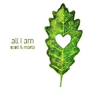 All I AM - Single Cover Art Work V02 - S