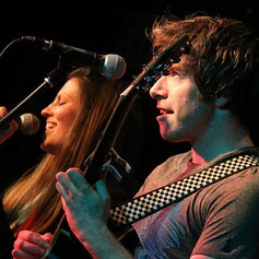 Scott and Maria music duo - UK - Brighton - live at the Brunswick Hove