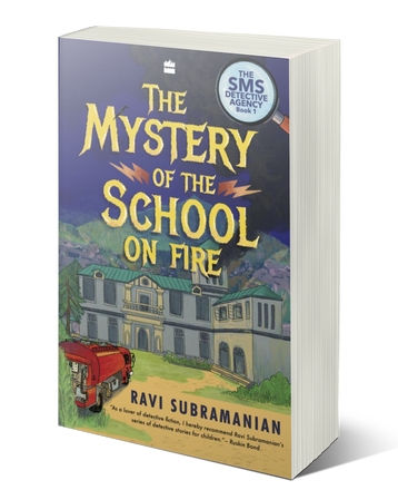 The Mystery of the School on Fire