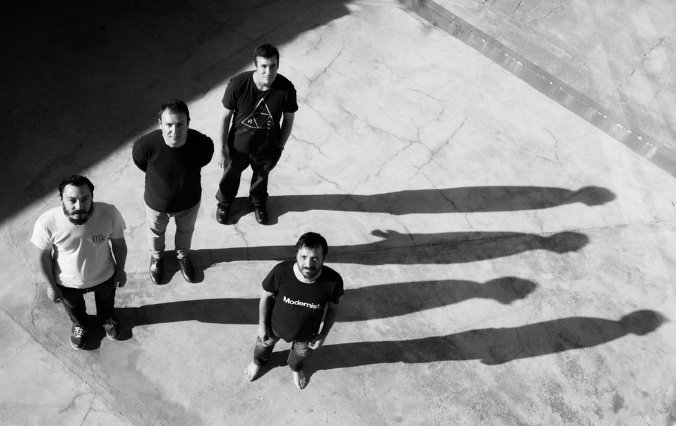 Dessanay UK Quartet - Album cover