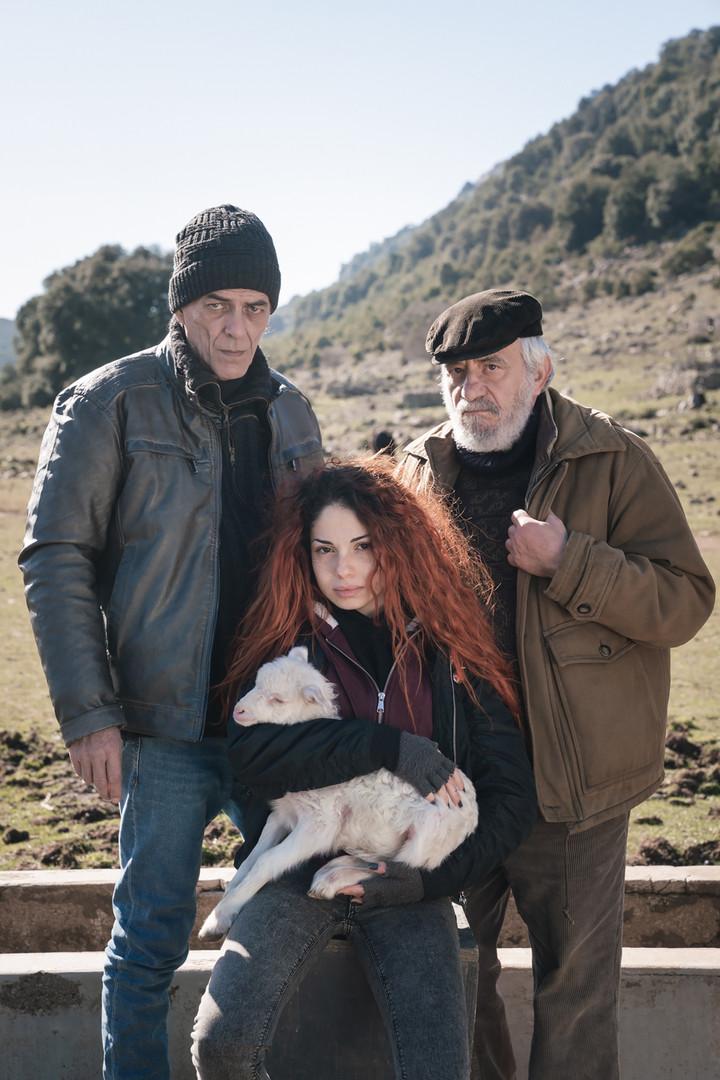 Nora Stassi, Luciano Curreli, Piero Marcialis