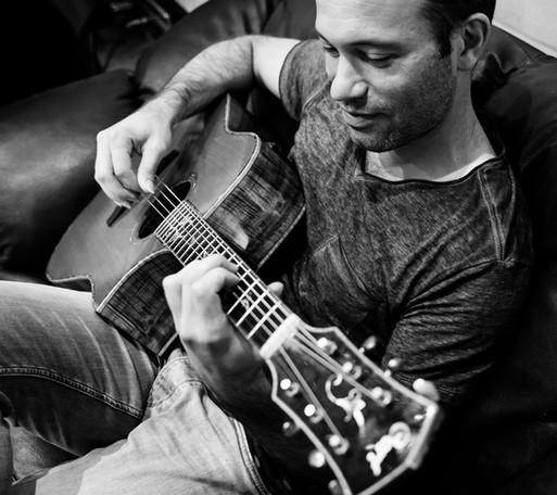 Luca Nobis- Backstage