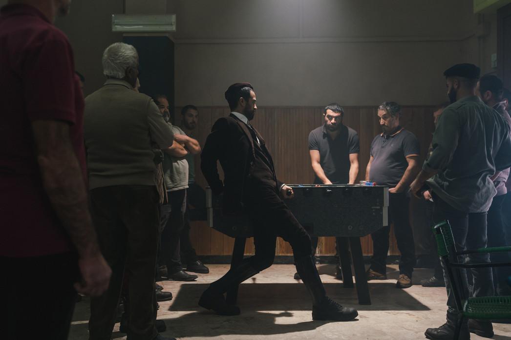 Foto di Scena con Jacopo Cullin e Federico Saba