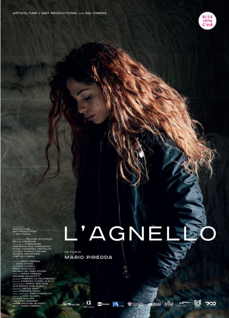 Locandina de L'Agnello di Mario Piredda