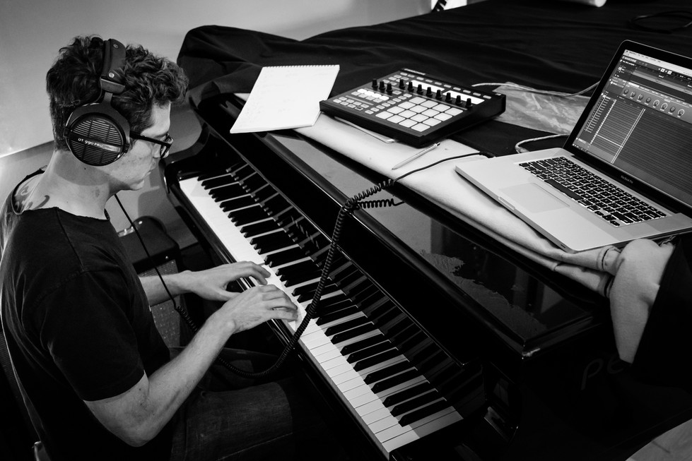 Jeremy Friedman - Backstage