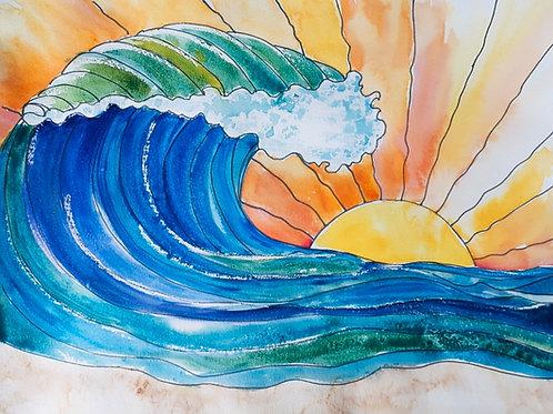 ART BOX: Wave