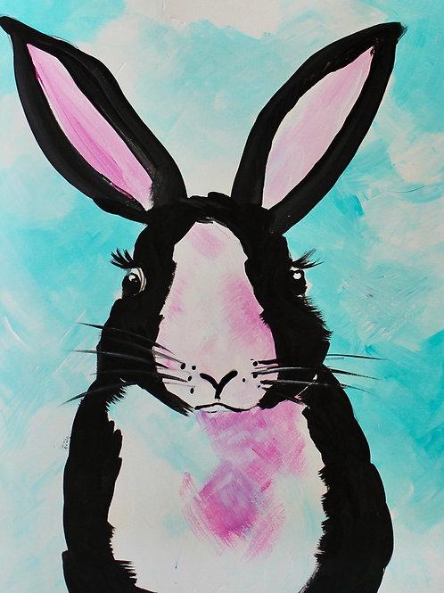 ART BOX: March Hare