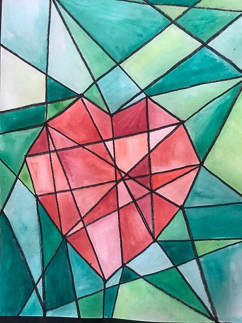 ART BOX: Heart