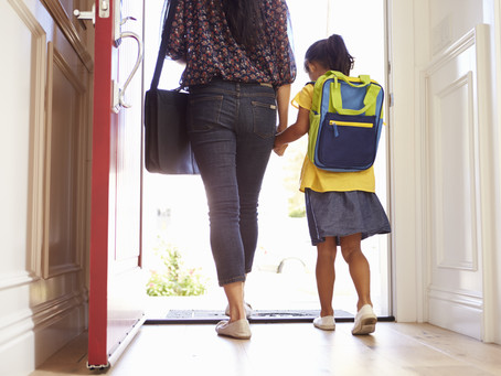 Supporting Parents With A Possible Return To School