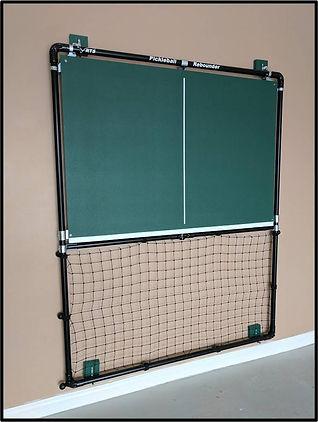 Pickleball Rebounder -The Wall-Mounted model