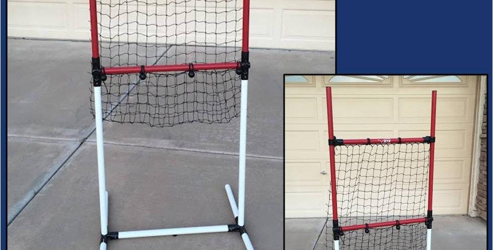 Adjustable Ball-Catching Target Window