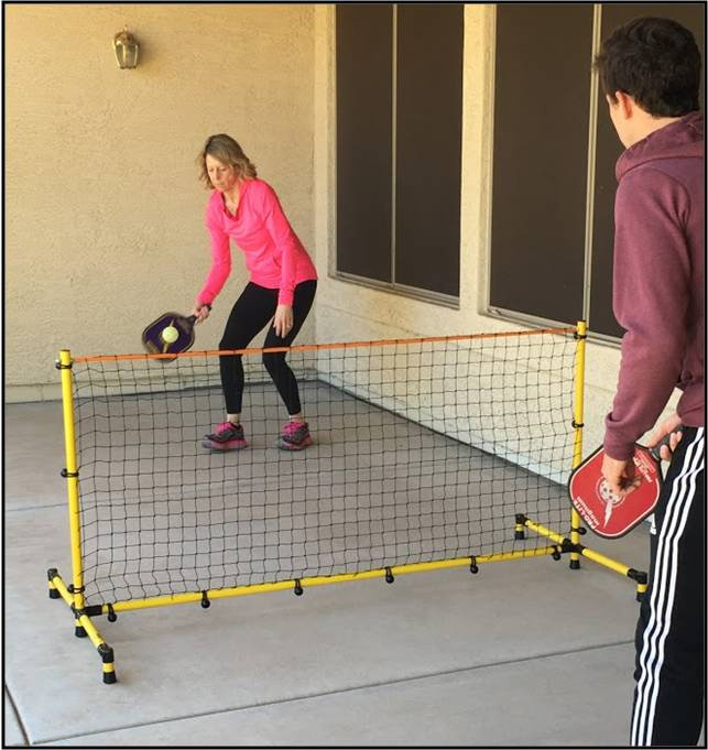 6-Foot Portable Practice Net