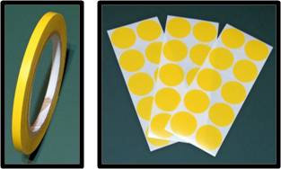 Training Decal Combo Pack: Tape & Targets