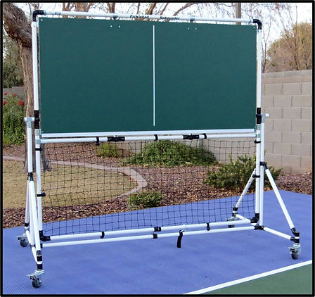 Pickleball Rebounder - The Club model
