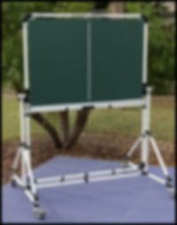 Pickleball Rebounder - All Court model