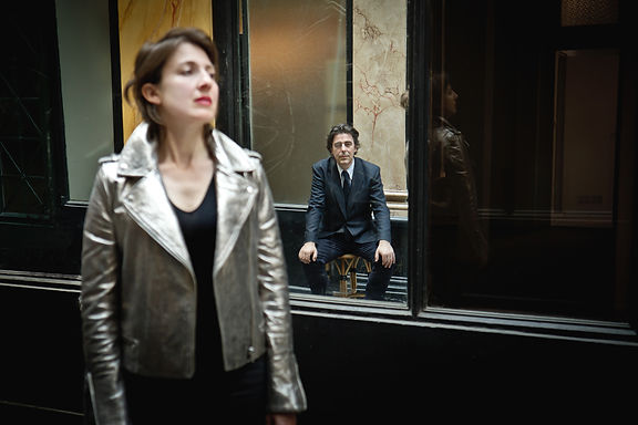 Claudia Solal Benoît Delbecq par Tatiana Chevalier