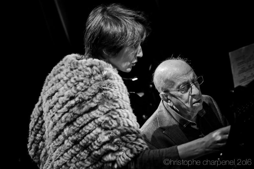 avec Martial à l'Opéra de Lyon, 2016