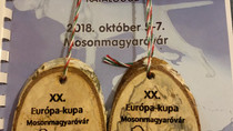 European Cup 5-7 October 2018 - Hungary