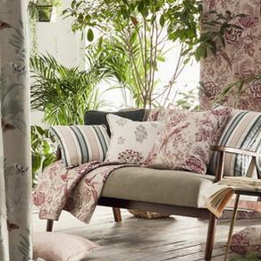 Welcome Thibaut Fabrics, Clarke & Clarke, & Baker Furniture!