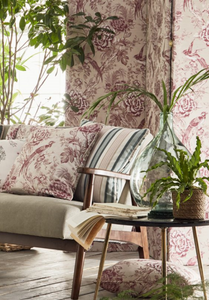 Fabric, Wall Coverings, and Furniture