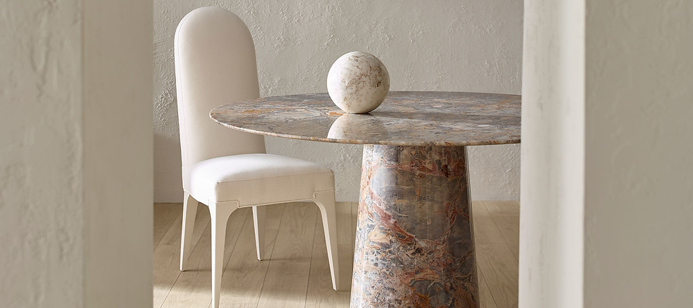 Baker Table and Chair