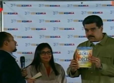 Apoyo de grupos cristianos a Nicolás Maduro desata polémica