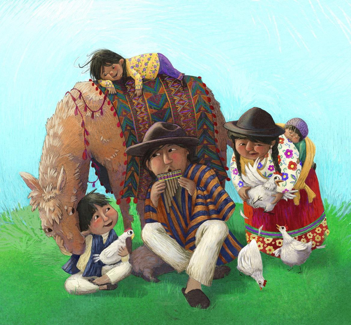 Llama family.jpg