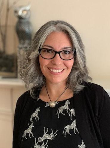 Olga Herrera Author and Illustrator.