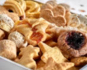 Biscuit de Noël Bio Artisanal Les Délices du Bompart