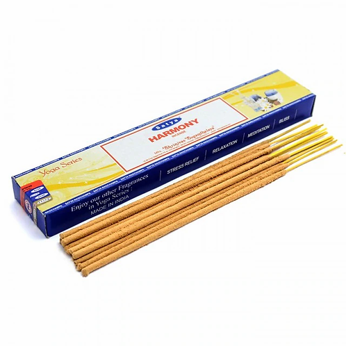 Yoga Series - Harmony Incense Sticks (Satya)