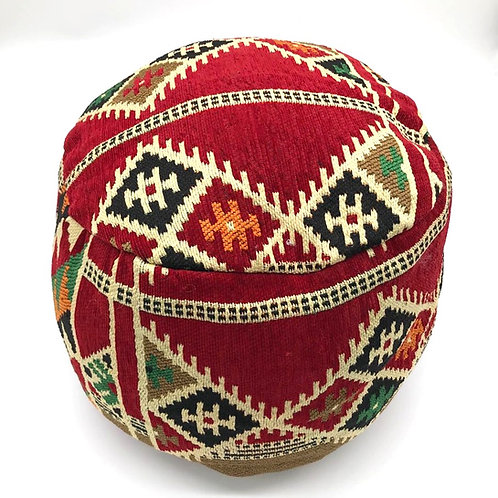 Pouffe - Red