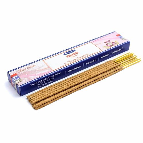 Yoga Series - Bliss Incense Sticks (Satya)
