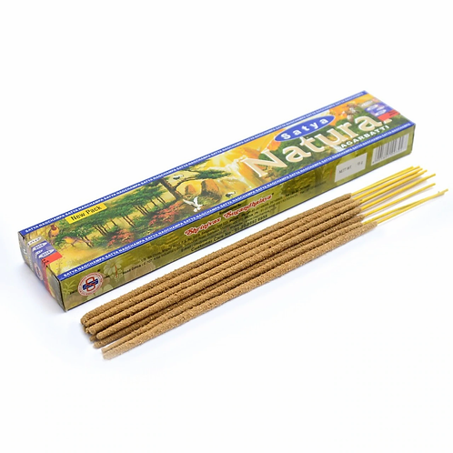 Natural Agarbatti - Incense Sticks (Satya)