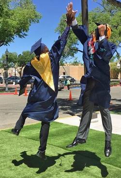 Graduation #9