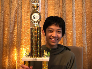 Anish Lodh wins the playoff to become Iowa's Barber Champion