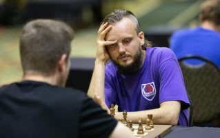 2018 US Open Champion GM Timur Gareyev coming to Iowa Open