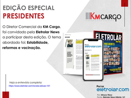 EDIÇÃO ESPECIAL PRESIDENTES