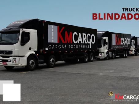TRUCK BLINDADO