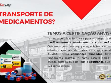 TRANSPORTE DE MEDICAMENTO
