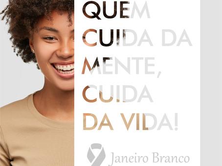 JANEIRO BRANCO!