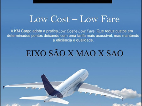 LOW COST - LOW FARE