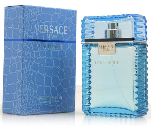 c05d3e67c Perfume Versace Man Eau Fraiche Eau de Toilette Masculino 200 ml