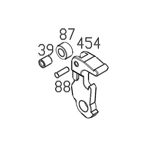 PTS Masada GBB Replacement Parts (454+39+87+88) - Hammer Set
