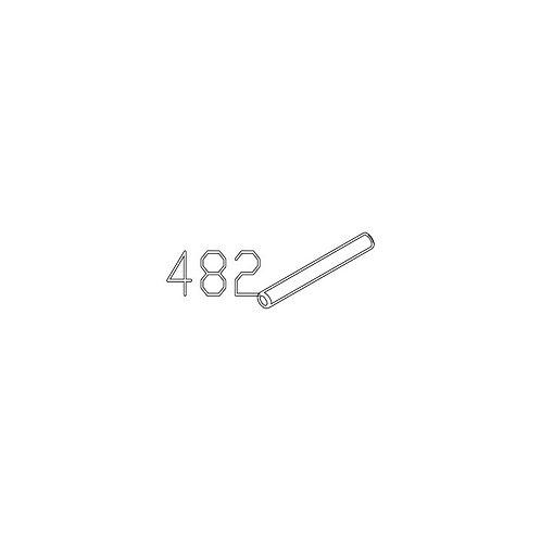 PTS Masada GBB Replacement Parts (482) I-043 - Buffer Set Pin dia 2.5x22
