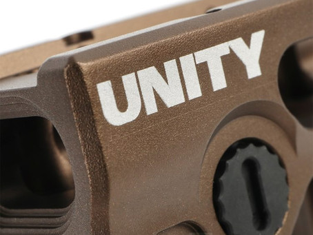 PTS Unity Tactical – Fast Micro Mount Dark Earth | AMNB