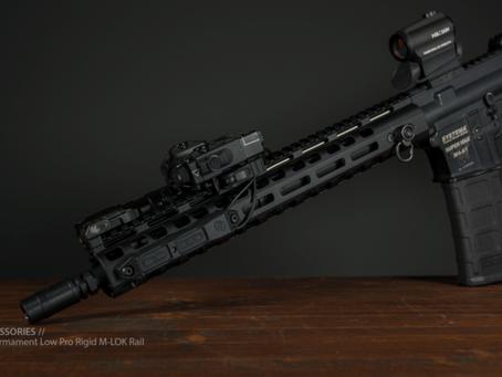 PTS Griffin Armament Low-Pro RIGID Rail | AMNB Overview