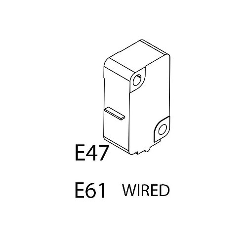 PTS Masada AEG Replacement Parts - MSD Firing Switch (E47) plus electric wire (E