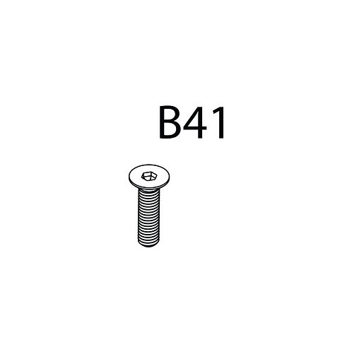PTS Masada AEG Replacement Parts - MSD Hexagon (Flat) (B41)